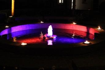 Lichternacht im Kloster